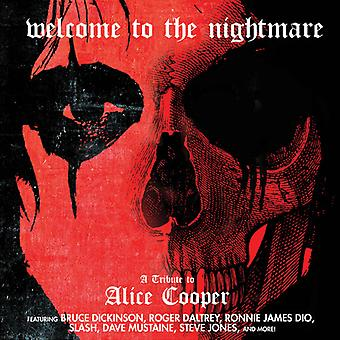 Welcome To The Nightmare - Tribute To Alice Cooper [CD] USA import