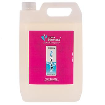 Groom Professional Hyperclens Pro Formula Fresh Disinfectant Baby Clean, 5L