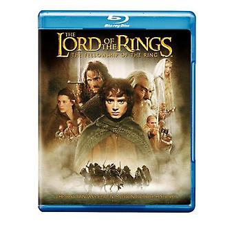Lord of the Rings-Fellowship of the Ring [BLU-RAY] USA import