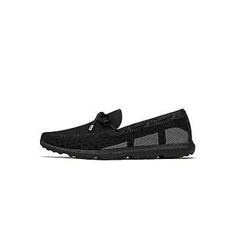 Swims zwart & witte Breeze Leap Laser loafer