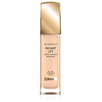 Max Factor Radiant Lift Foundation 060 Sand