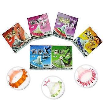 Men / Adult Sex Products Sensation Female G Spot Vaginal Stimulation Condoms