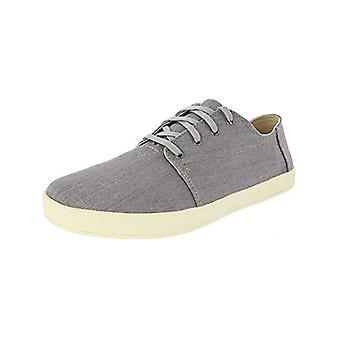 Toms Women's Shoes Canvas Closed Toe Loafers
