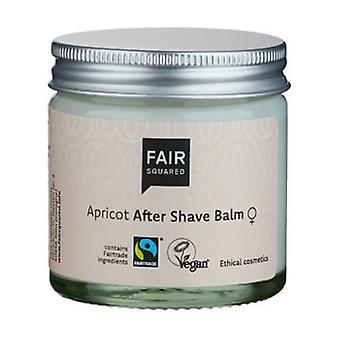 Apricot Zero Waste Intimate Aftershave Balm 50 ml