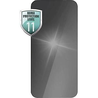 Hama Privacy 188605 Glass screen protector Compatible with (mobile phone): Samsung Galaxy A71 1 pc(s)
