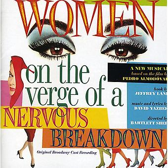 Cast Recording - Women on the Verge of a Nervous Breakdown [CD] USA import