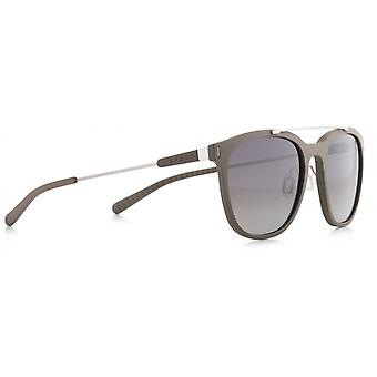 Sunglasses Unisex Sathorn Brown/Silver (004)
