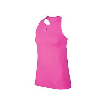 נייקי Wmns Pro טנק בכל רחבי רשת למעלה AO9966623 ריצה כל השנה נשים חולצת טריקו