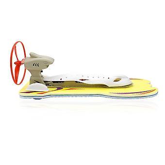 Diy Aerodynamic نموذج قارب سريع مجموعات الكهربائية اليخوت التجميع نموذج اللعبه