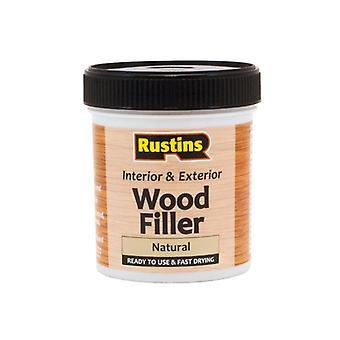 Rustins Acrylic Wood Filler Natural 250ml AWOON250