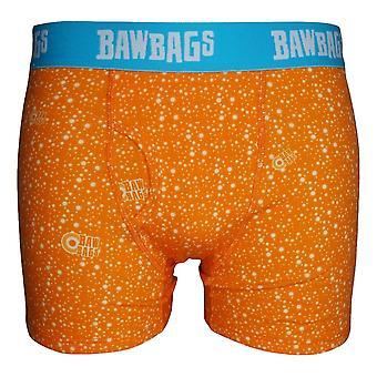 Bawbags الأصلي فقاعات الملاكمين -- البرتقال