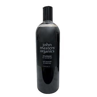 John Masters Organics Lavender Rosemary Shampoo Normal Hair 33.8 OZ