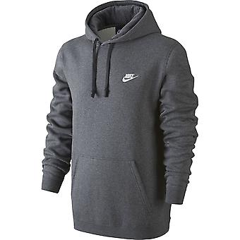 Nike Hoodie PO Fleece Club 804346 804346071 universal all year men sweatshirts