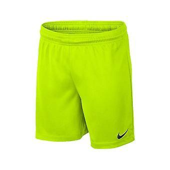 Nike Park II Pliesť Krátke NB Junior 725988702 školenia po celý rok chlapec nohavice
