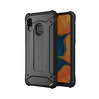 Armor Case for Huawei P30 Pro Black redian-374