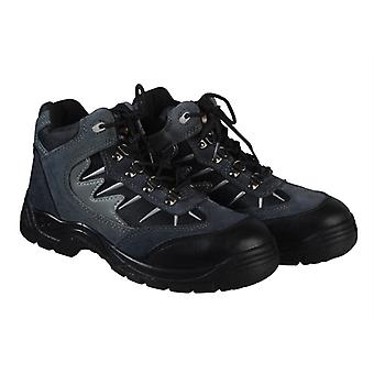 Dickies Storm Super Safety Hiker Grey Boots UK 12 Euro 47 DICSTORM12