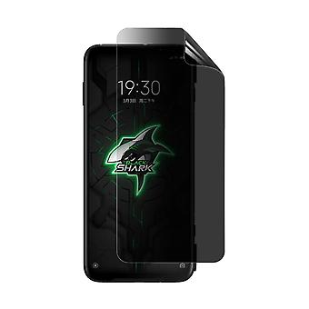 Celicious Privacy Plus 4-Way Anti-Spy Filter Screen Protector Film Compatible with Xiaomi Black Shark 3 Pro