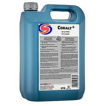 Autosmart cobalt, nano spray polish & sealant 5l, official