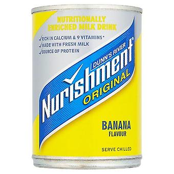 Boisson banane Nurishment 400g x 12