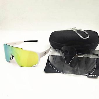 Airsoft Sports Cycling Gafas de sol -hombres mujeres deporte Mtb mountain Bike Bicicleta