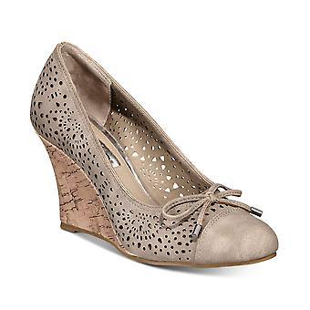 Rialto Womens Cameka Round Toe Special Occasion Platform Sandals