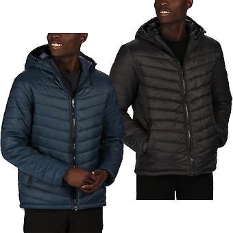 Regata Mens Volter Loft Acolchoado Encapuzado Aquecido Casaco de jaqueta ambulante ao ar livre