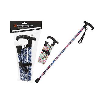 Summit Folding Walking Stick Diverse 761010