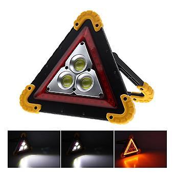 Emergency Warning Flood Light, Bright Cob Led Taillight, Car Repair Work Lamp