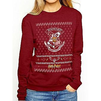 Sweat-shirt de Noël Harry Potter Unisex Adult Crest
