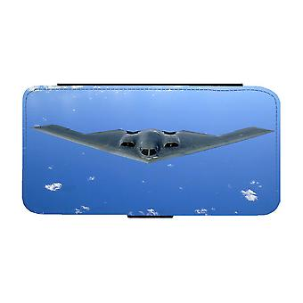 B-2 Spirit Stealthy Bomber iPhone 12 Pro Max Wallet Case
