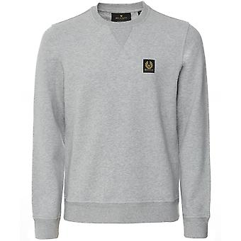 Belstaff Cotton Crew Neck Sweatshirt