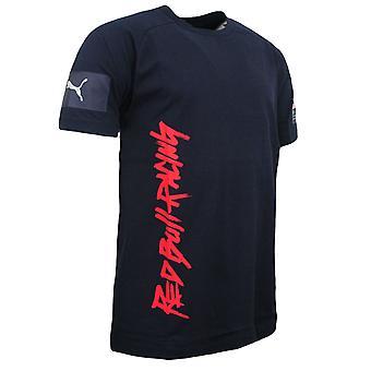 Puma Red Bull Formula 1 Footlocker Tee Miesten Graafinen T-paita 579735 01