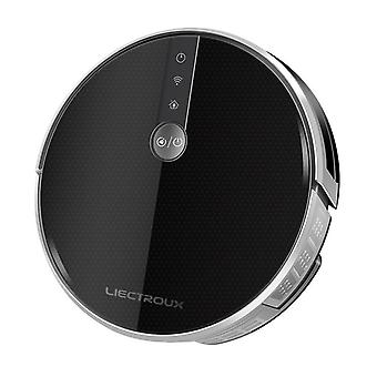 Robot Vacuum Cleaner Mop, Navigation, Wifi App, Suction, Smart Memory, Electric