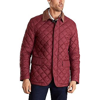 Brooks Brothers Men's Diamond Quilted Jacket