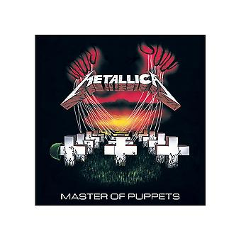 Metallica Master Of Puppets Canvas Print
