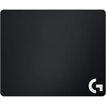 Logitech g240 cloth gaming mouse pad, 340 x 280 mm, thickness 1mm, for pc/mac mouse - black medium -