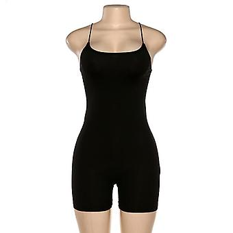 Nő Rompers Bar Club Bodysuit