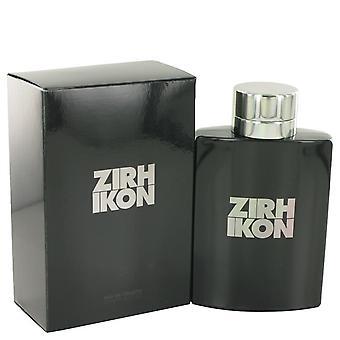 Zirh Ikon by Zirh International Eau De Toilette Spray 4.2 oz / 125 ml (Men)