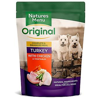 Natures Menu Turkey With Chicken Pouch For Dogs (Dogs , Dog Food , Wet Food)