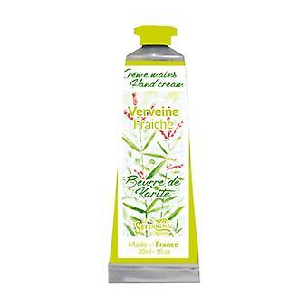 Fresh Verbena Hand Cream 30 ml of cream