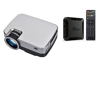 Video Projectors For Hd Movie 1280x720 Home Cinema 1080p Supported Wifi
