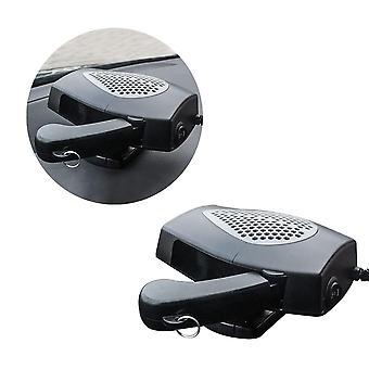 Multifunctional creative practical smart mini vehicle mounted warm air blower heater