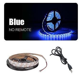 Led Strip Usb Cable Power Flexible Light Lamp, Smd Mini Desk Decor, Tv