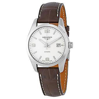 Longines Conquest Classic Silver Dial Men's Watch L27854765