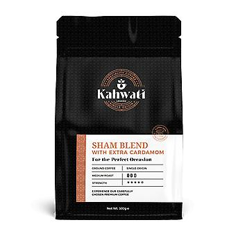Freshly Roasted | Sham Blend- Extra Cardamom | Turkish Coffee