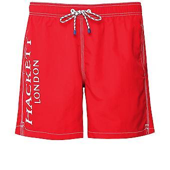 Shorts de bain solides de marque Hackett