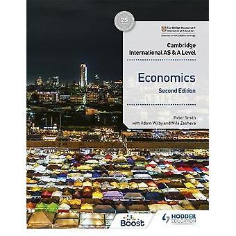 Cambridge International AS en A Level Economics Tweede editie