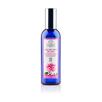 Rose energized treatment water 100 ml of floral water