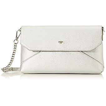 Tom Tailor Acc Vittoria - Women's Crossbody Bags, Silver (Silber), 28x16x3.5 cm (W x H L)