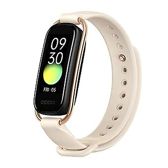 OPPO Band Style Tracker Smartwatch with Color AMOLED Screen 1.1'' 5ATM Magnetic Charge, Waterproof 50m, Fitness Ref Pedometer. 6944284678231